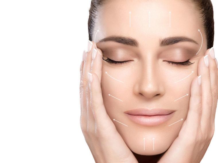 Odmłodzona skóra twarzy - Studio Elix